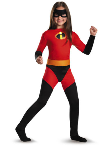Disney Pixar Incredibles 2 Violet Child Costume