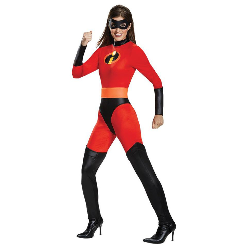 Disguise Inc Disney Pixar Incredibles 2 Mrs. Incredible Women's Party Costume