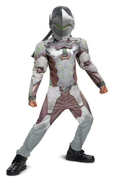 Disguise Inc Overwatch Genji Children's Party Costume