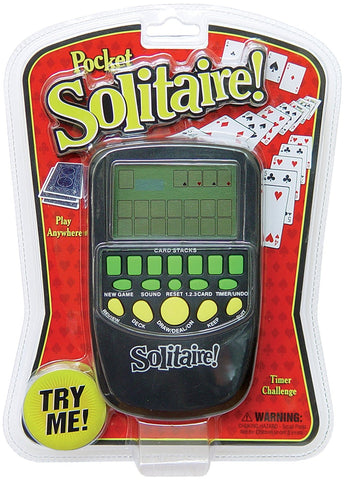 Westminster Inc.  Pocket Arcade Handheld Electronic Games