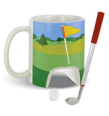 Fine Life Products Golf Mug & Pen Set