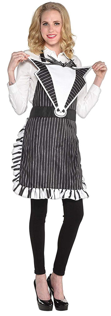 Disney The Nightmare Before Christmas Jack Skellington Adult Apron, One Size