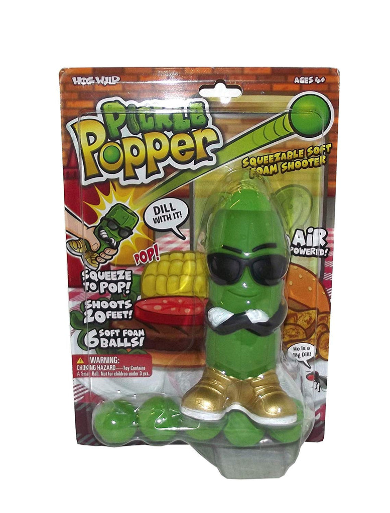 Hog Wild Pickle Popper