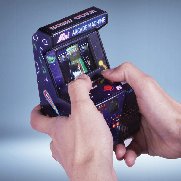 Thumbs Up Retro Mini Arcade Machine