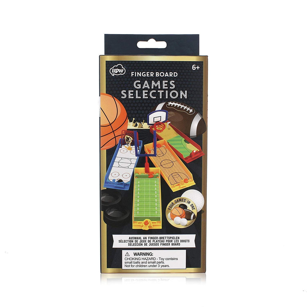 NPW Finger Board Games
