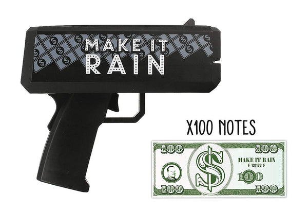 NPW Make it Rain Money Maker Novelty Cash Gun