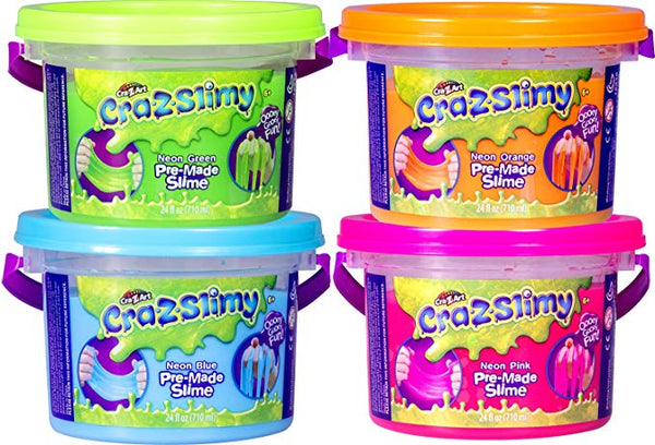 Cra-Z-Slimy 24 fl oz (710ml)-Assorted Colors (1 count)