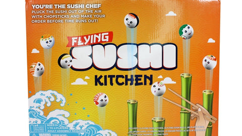 Flying Sushi Kitchen Game