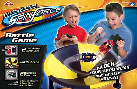 Spinforce Radio Control Battle Game