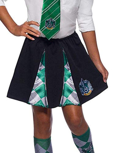 The Wizarding World Of Harry Potter Girls Slytherin Skirt
