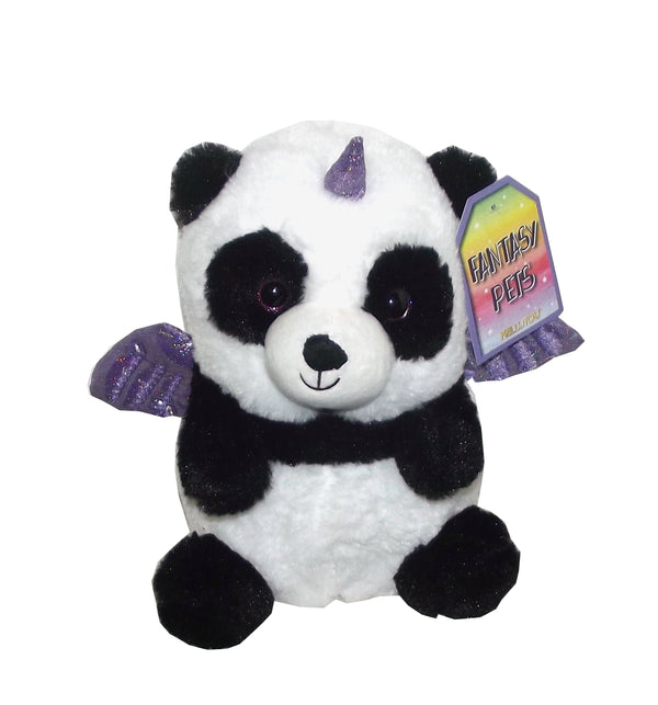 Kellytoy Fantasy Pets Mythical Stuffed Animal Plush Toy, 10 inches