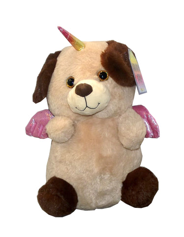 Kellytoy Fantasy Pets Mythical Stuffed Animal Plush Toy, 14 inches