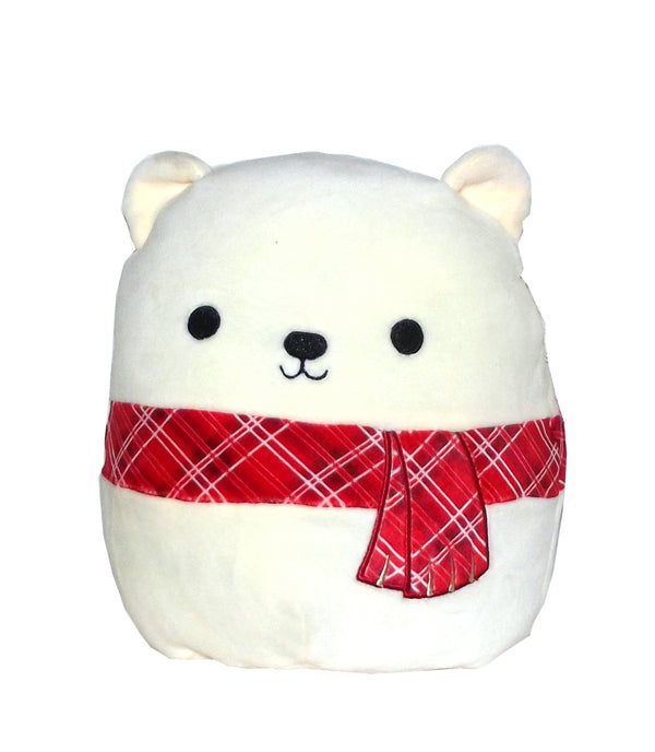 Kellytoy Squishmallows Christmas Pillow Plush Toy, 8 inches