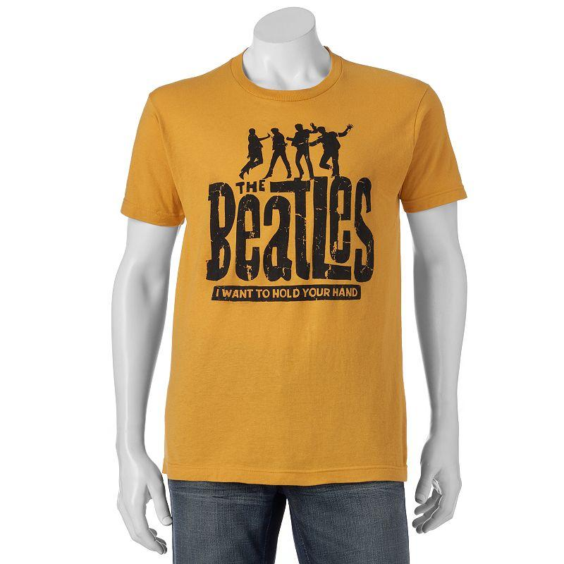 Beatles I Want To Hold Your Hand Men's T-Shirt