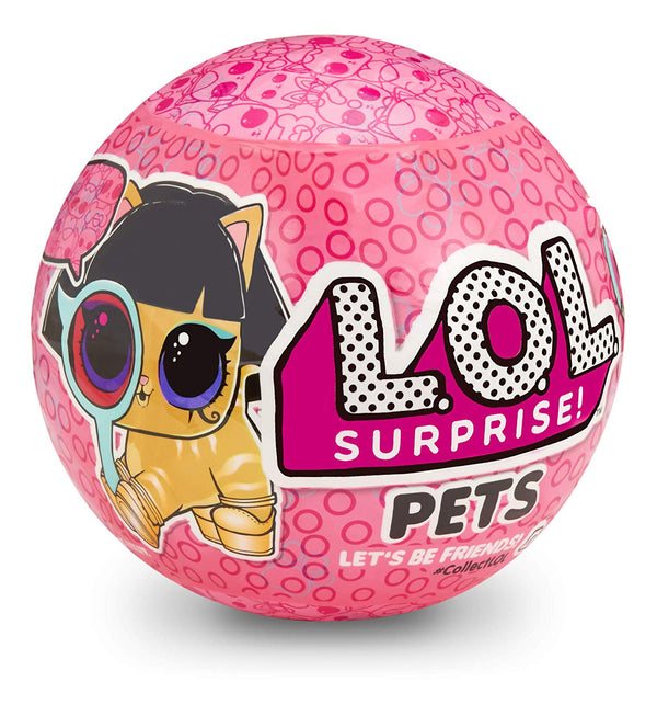 L.O.L. Surprise! Pets Eye Spy Series Doll, 1 count