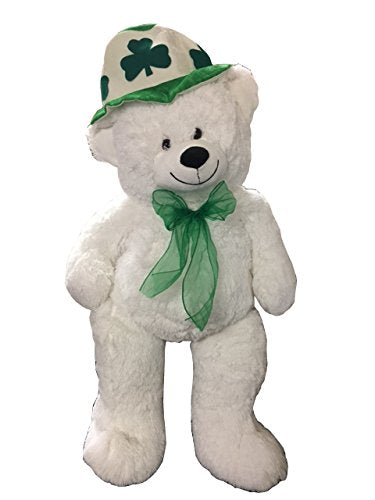 24 inch St. Patrick's Day Cuddle Teddy Bear