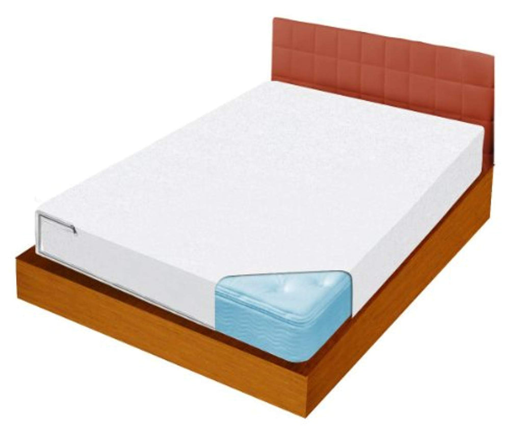 Jobar - Bed Bug Blockade Mattress Cover - Twin