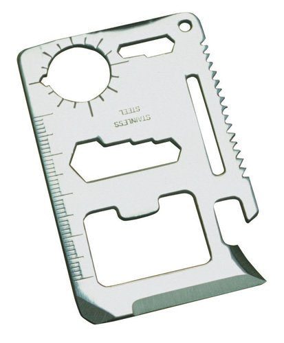 Kikkerland Classic Survival Tool, Pocket