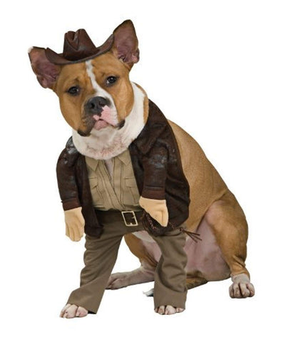 Indiana Jones Pet Costume