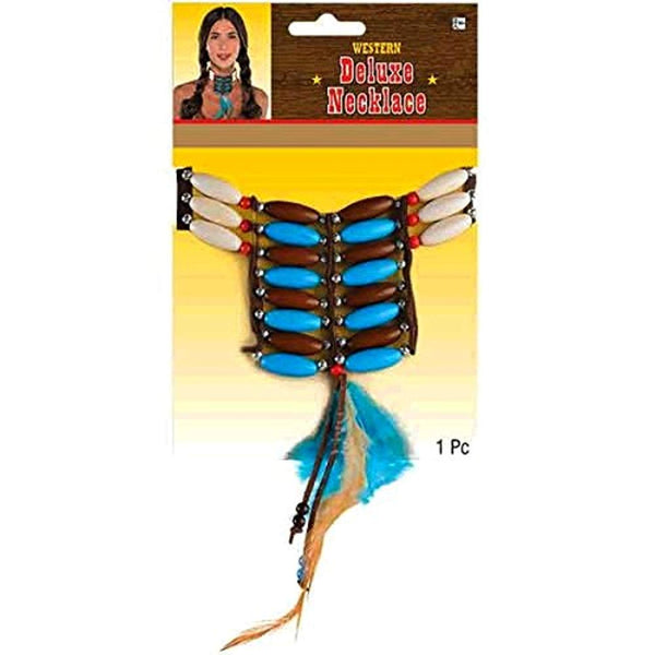 Amscan Deluxe Necklace - Fun Costume Accessory