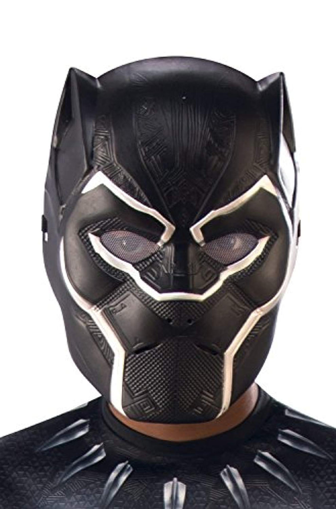 Rubies Black Panther 1/2 Mask (Child)-