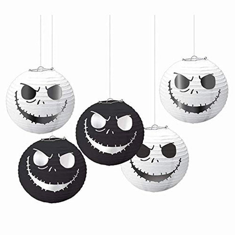 Amscan LANTERNS NIGHTMARE BEFORE XMAS
