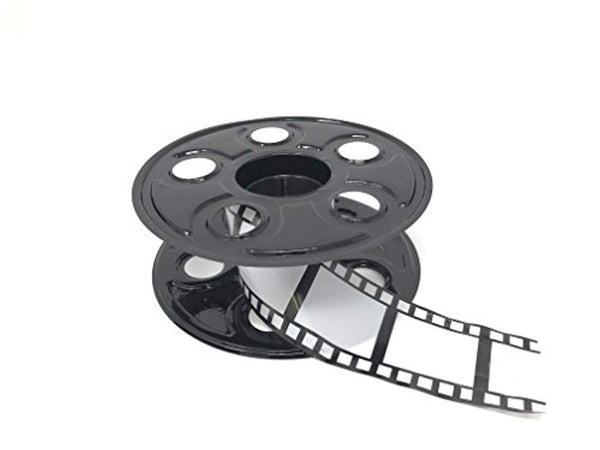 Movie Reel Black