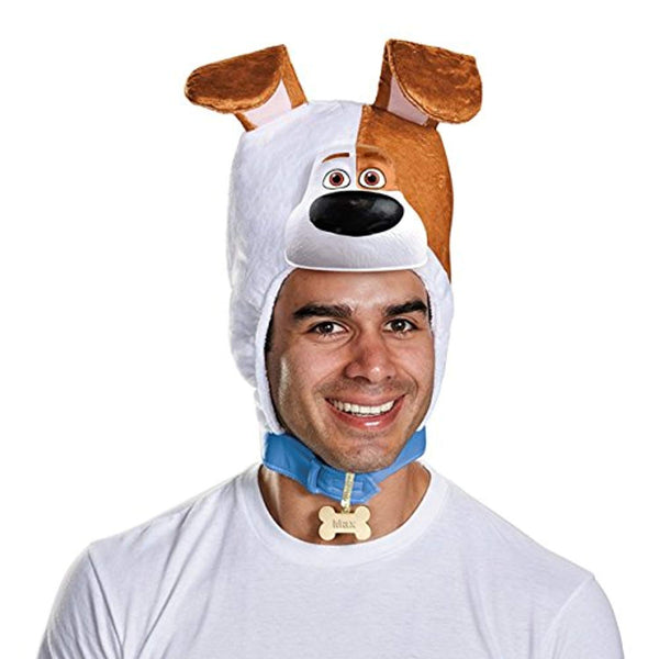 Disguise Secret Life of Pets Adult Max Headpiece