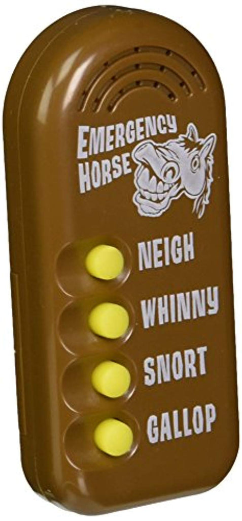Archie McPhee Accoutrements Emergency Horse