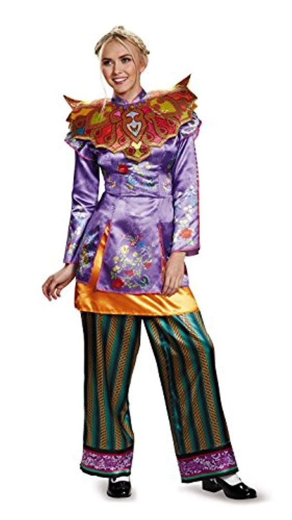 Disguise Women's Alice Asian Look Deluxe Costume