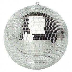 Large Mirror Ball 30cm -1 piece