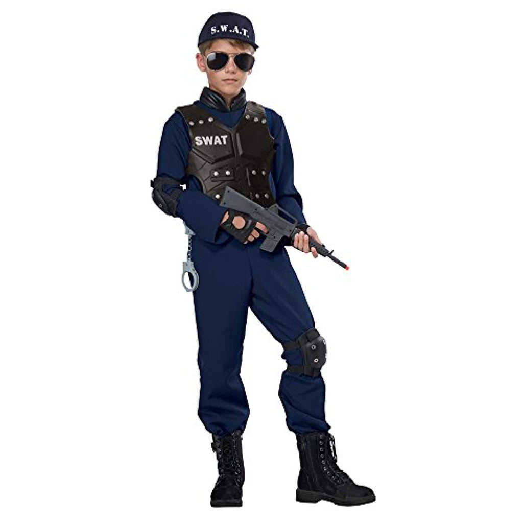 BirthdayExpress Junior Swat Child's Costume (L)