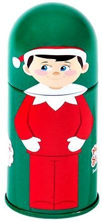 Elf on the Shelf Merry Berry Stockings Tin - Berry Flavored Candies