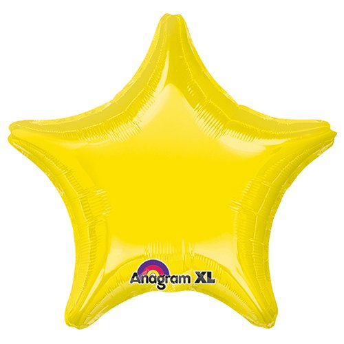Anagram International Star-Flat-Balloon