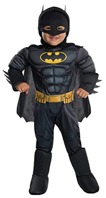 Rubie's Batman Deluxe Toddler Costume