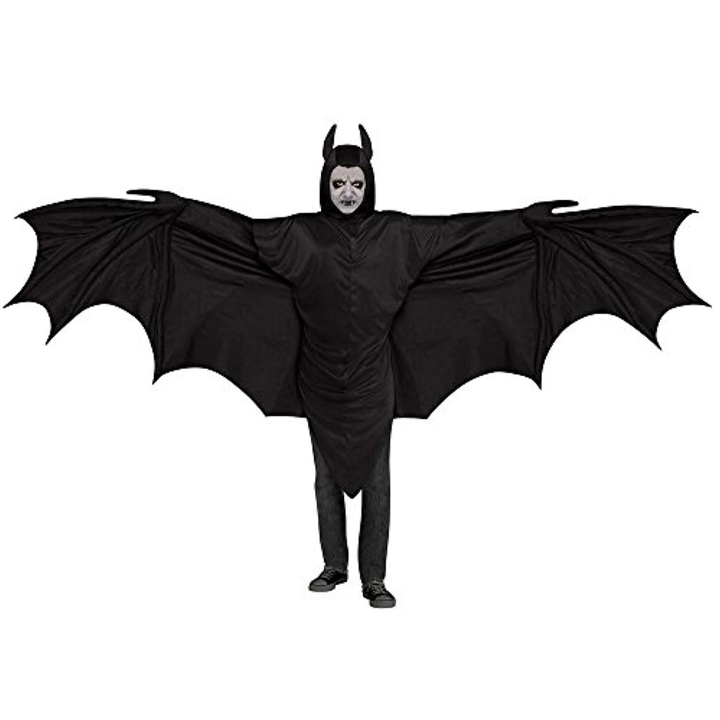 Fun World Wicked Winged Bat Costume (Boy's)