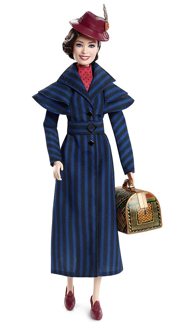 Disney Mary Poppins Returns Barbie Signature Doll
