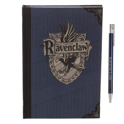 Bio World Merchandise Harry Potter House Journal with Ballpoint Pen Gift Set