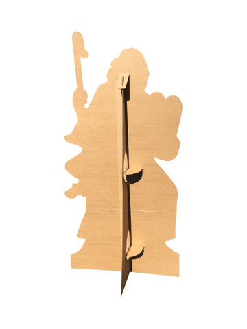 Aahs Engraving Moses Life Size Carboard Stand Up, 6 feet