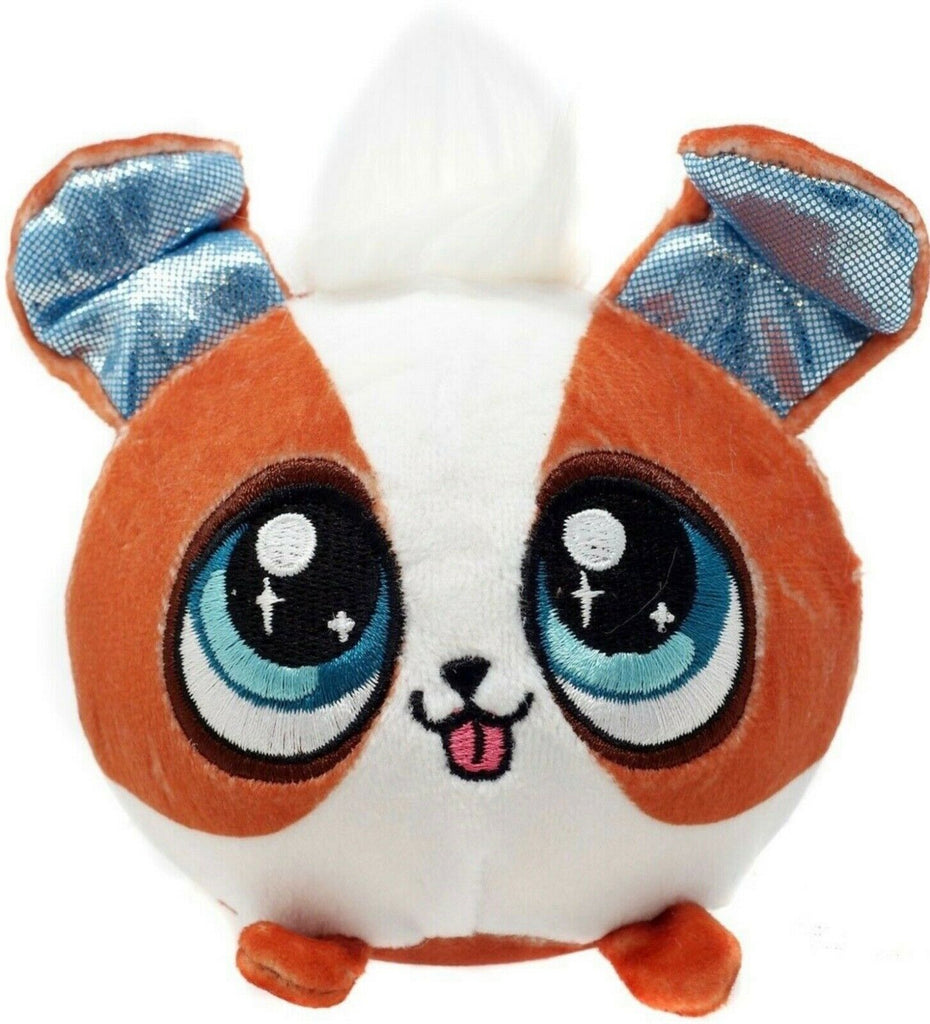 HTI Toys Coco Scoops Plush - Razzle The Puppy