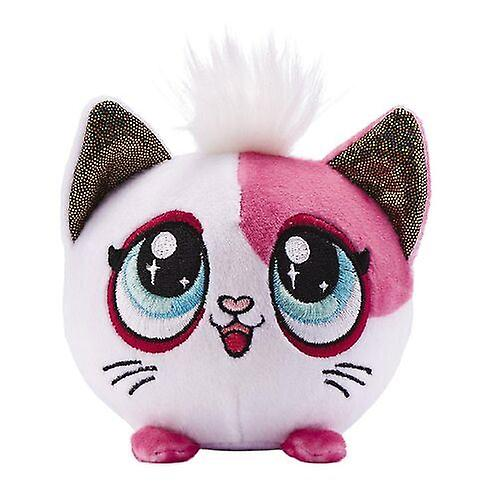 HTI Toys Coco Scoops Plush - Whiska The Kitty