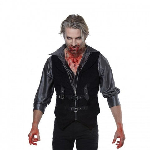 California Costumes Men's Out for Blood Costume- Medium