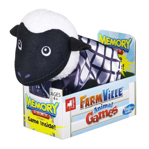 Farmville Animal Game Disco Dancing Sheep/Memory Game