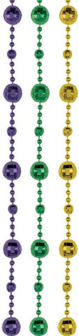 Beistle 50377-GGP Disco Ball Bead Curtain