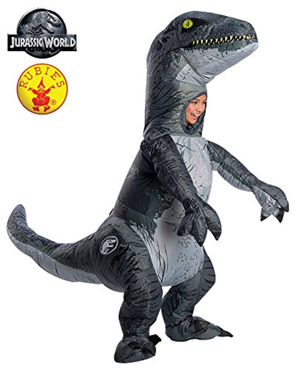 Rubie's Jurassic World: Fallen Kingdom Child's Inflatable Velociraptor Costume