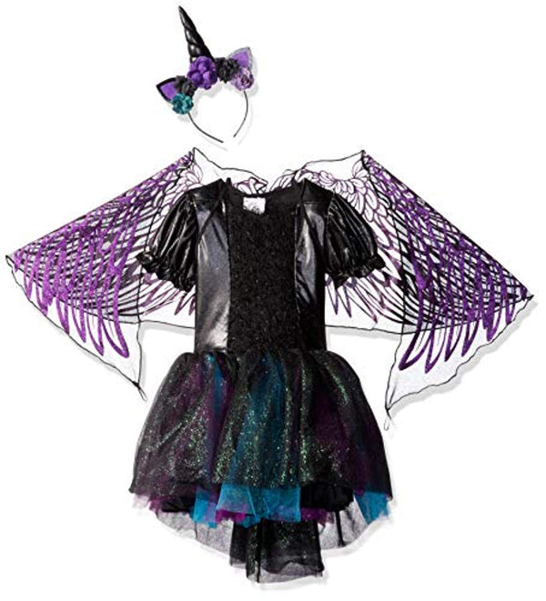 Fun World Moonlight Unicorn Costume for Girls - Choose Size