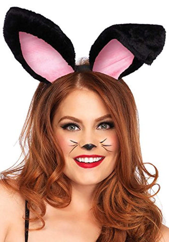 Leg Avenue Women's Plush Bunny Ears