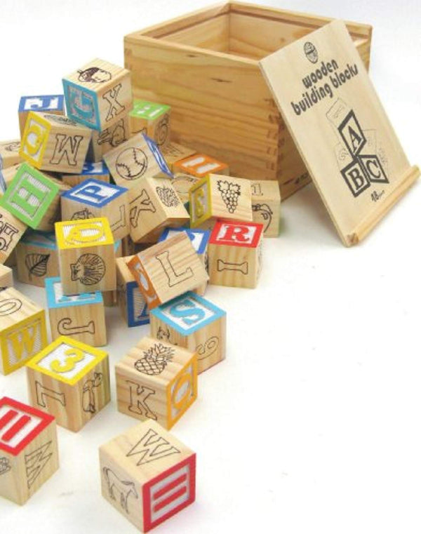House of Marbles Wooden Building Blocks