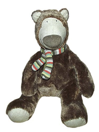 Holiday Small Gaslin Plush Bear, Assorted - Styles Vary