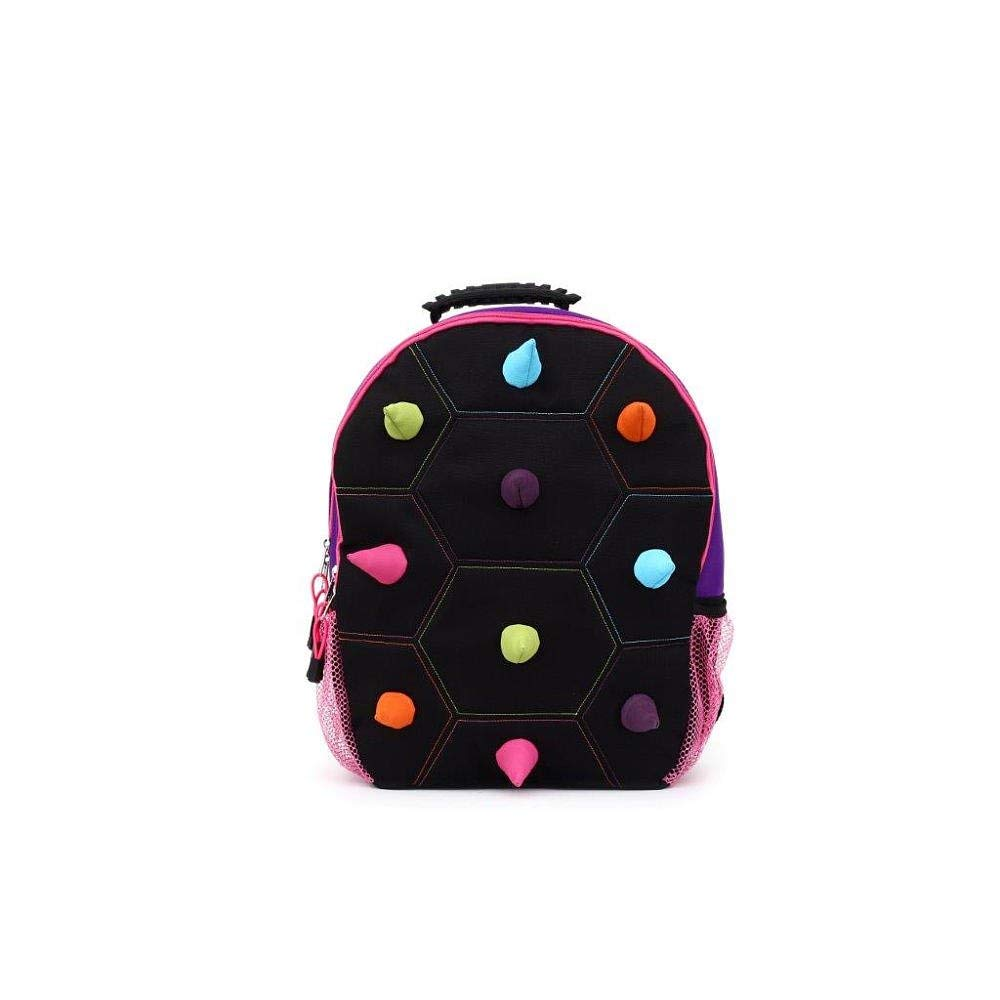 Multi Spike 16 Backpack - Black/Purple/Multi